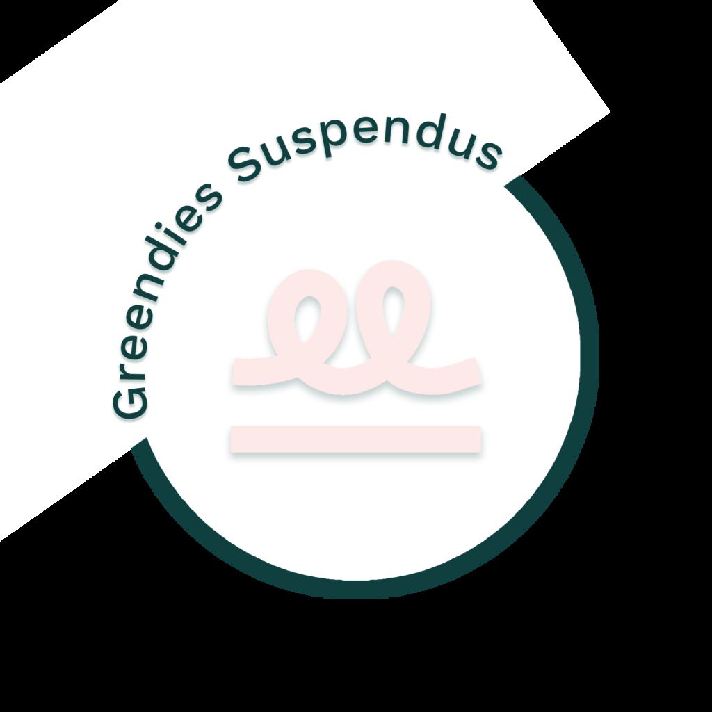 Greendies suspendus