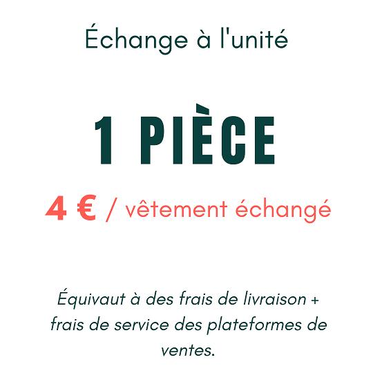 Echange Unité